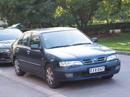 nissan primera 1 6 gx sportdeck 5d hatchback 1999 used vehicle
