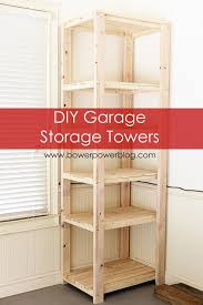 garage towers towers storage and diy garage storage
