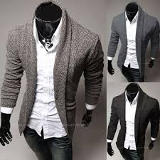 Mens Open Cardigan Mens Apparel 2015 Work Style Mens Cardigan Flat Knitted Sweaters