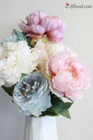 silk peonies silk peonies are one of our most popular flowers for wedding 50th