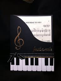 piano card tarjetas pinterest piano pianos and music