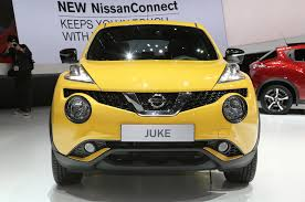 nissan kicks vs juke 2014 v 2015 nissan juke styling showdown