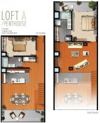 2 bedroom with loft house plans image result for loft style floor plans floor plans