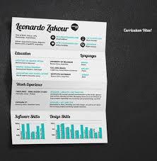 One Day Resume 130 Best Clever Resumes Images On Pinterest Resume Cv Cv