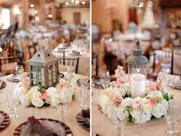 lantern centerpieces wedding lanterns with flowers centerpieces fijc info