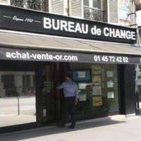 bureau de change auber bureau de change à 75000