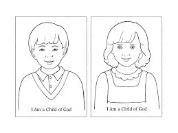 nursery manual page 11 i am a child of god