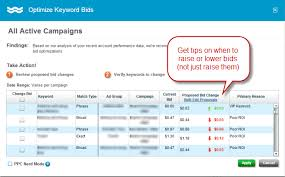 keyword bid how to optimize your ppc keyword bids with wordstream bernie