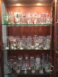 pint glass display cabinet nc58n8s jpg