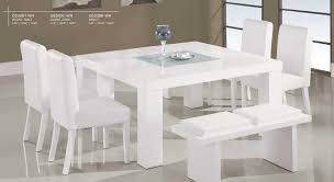 White Square Kitchen Table by White Square Dining Table U2013 Thejots Net