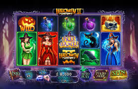 halloween slots halloween fortune slot review u0026 bonus codes askgamblers