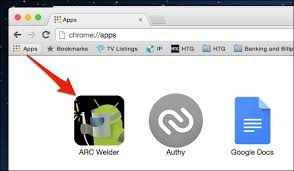 running apk how to use s arc welder to run android apps in chrome