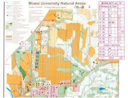 Miami University Map Orienteering In Oxford U2013 Steve U0027s Journal