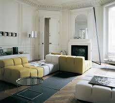 Yellow Sectional Sofa Yellow White Sectional Sofa Interior Design Ideas