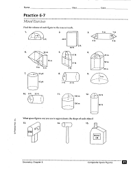 surface area of solids worksheet worksheets