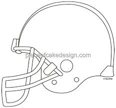 printable coloring pages nfl football helmet coloring pages