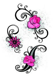 flower tattoos on foot small tattoo designs small tattoo and