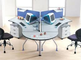 Computer Desk Manufacturers Office Desk Round Office Desks Half Circle Computer Desk