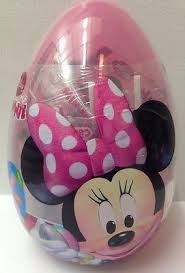 minnie mouse easter egg liked on play doh eggs peppa pig mickey mouse