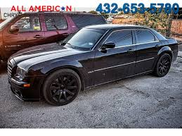 chrysler 300c srt h658837a 2007 chrysler 300c srt 8 odessa new u0026 used cars for