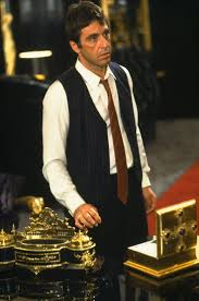 104 best scarface images on pinterest al pacino gangsters and al pacino as tony montana in scarface