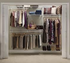 organize your cluttered stuff with closet organizer boshdesigns com