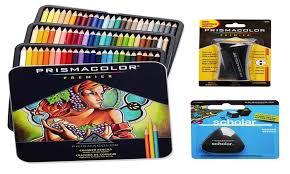 prismacolor pencils 60 on prismacolor colored pencils box groupon goods