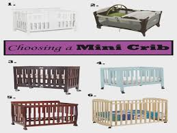 Mini Crib Vs Regular Crib Mini Crib Dimensions Homesfeed Difference Between Mini Crib
