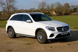 mercedes jeep white mercedes benz glc does it pass the dog test parkers