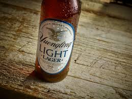 light beer calories list light lager yuengling