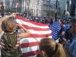 Flag Day Funny Philadelphia Usa
