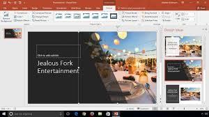 design powerpoint design slides faster with powerpoint designer