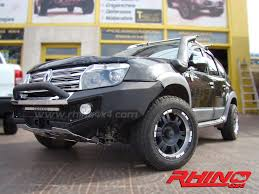 renault cars duster rhino4x4 bumper delantero evolution3 renault duster