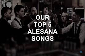Top Bar Songs Our Top 5 Alesana Songs All Punked Up