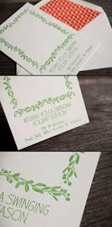 letterpress cards smock