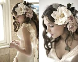 bridal flowers for hair accent your wedding look with silk flower hair pixel ink