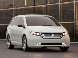 2010 minivan honda odyssey concept 2010 pictures information u0026 specs