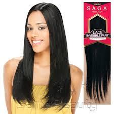 invisible hair saga remy human hair weave lace invisible part closure samsbeauty