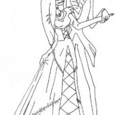 horror coloring pages download