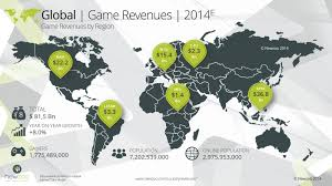 Model Top 100 by Top 100 Countries Represent 99 8 Of 81 5bn Global Games Market