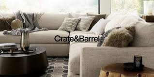 crate and barrel crate barrel annual upholstery sale takes 15 off furniture 9to5toys