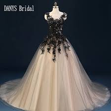 black wedding dress black wedding dresses gown tulle lace wedding gowns weding