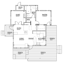 modern style house plan 2 beds 100 baths 800 sq ft plan 890 1
