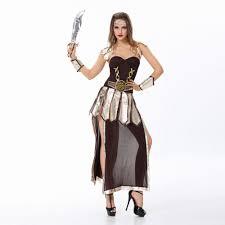 aliexpress com buy womem ancient roman warrior costumes