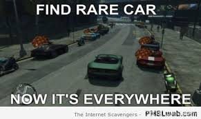 Funny Car Memes - funny gta rare car meme pmslweb