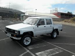 toyota truck diesel sold 1988 toyota hilux double cab 4 4 pickup truck diesel