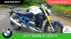 Bmw R1200r Comfort Seat 2017 Bmw R1200r First Ride And Review Youtube