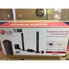 dvd home theater system lg lhd645 5 1ch 1000w dvd home theater system bluetooth enabled fm