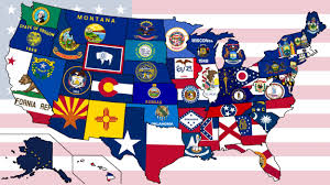 Map Of American States Winners U0026 Losers Episode 2 The 50 States Of America Youtube