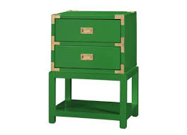 caign style side tables small green high gloss lacquer caign style side table with gold